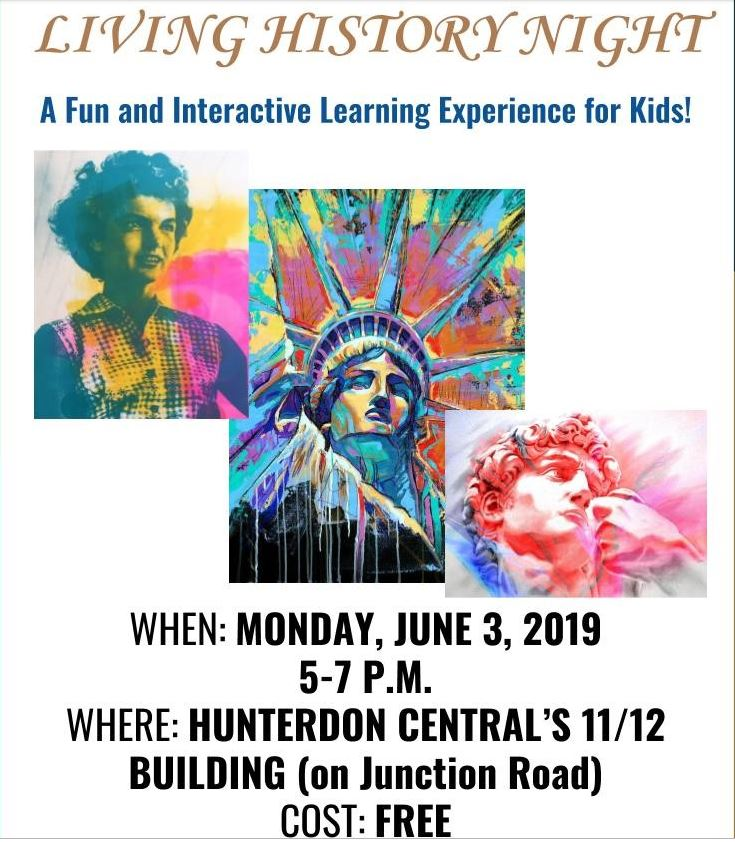 Come along for our adventure through history! Join us on Monday, May 21,  when the Rho Kappa National Social Studies Honors Society presents Living  History ...